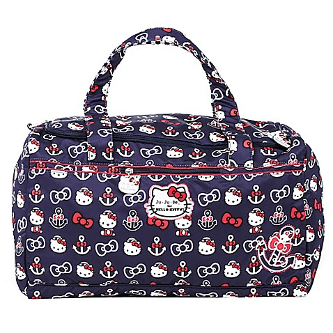 ju ju be for hello kitty starlet diaper bag in out to sea print bed bath beyond. Black Bedroom Furniture Sets. Home Design Ideas