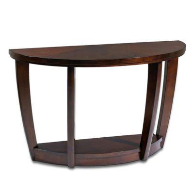 Klaussner® Hayden Sofa Table in Brown