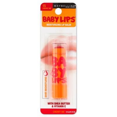 Maybelline® Baby Lips® Moisturizing Lip Balm in Cherry Me
