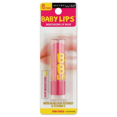 Maybelline® Baby Lips® Moisturizing Lip Balm
