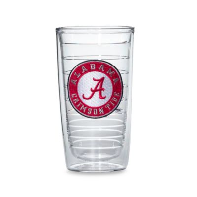 Clear Alabama Tumbler