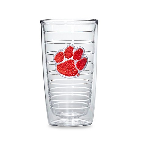 Tervis® Clemson University 16-Ounce Tumblers (Set of 4)