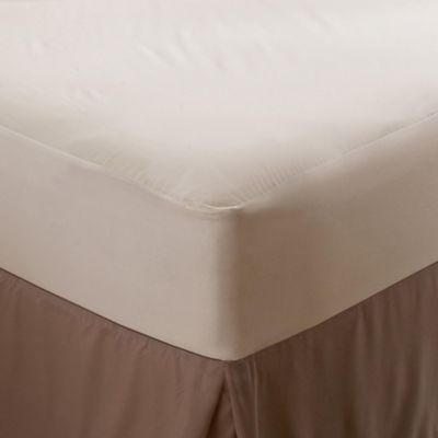 allerease® Naturals Organic Cotton Queen Mattress Cover