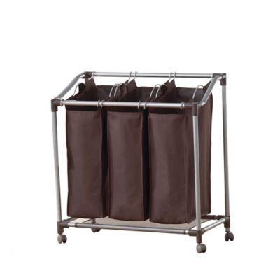 Neatfreak!® Deluxe Everfresh® Laundry Triple Sorter