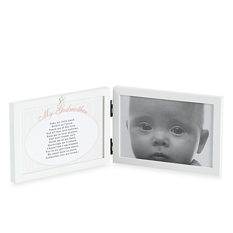 My Godmother Photo Frame