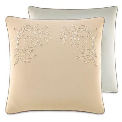 Croscill® Lorraine European Pillow Sham in Gold