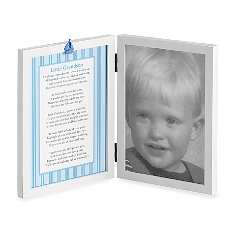 Little Grandson Photo Frame