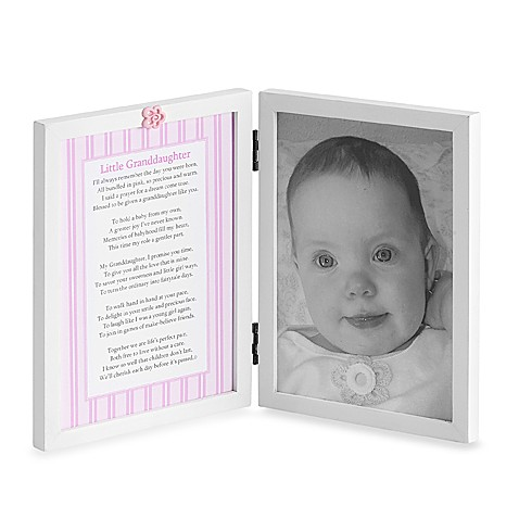 Little Granddaughter Photo Frame