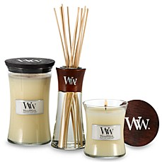 WoodWick™ Linen Candles