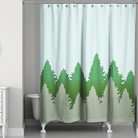 charming pines shower curtain bed bath amp beyond bacova textured layers shower curtain bed bath amp beyond