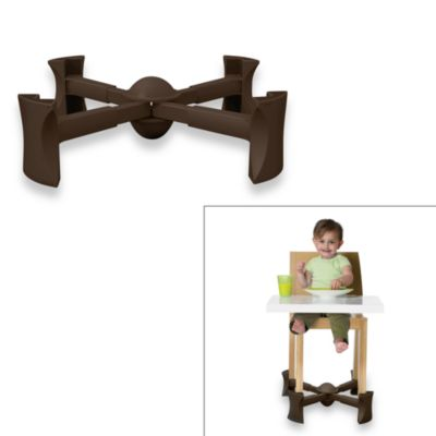 Kaboost™ Chair Booster in Chocolate