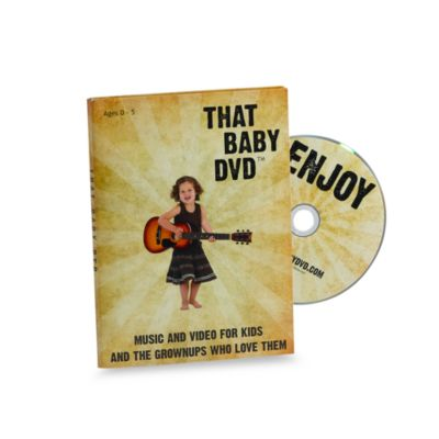 Dvd'S & Cd'S > That Baby: Music and Video for Kids and The Grownups Who Love Them DVD