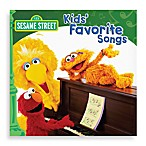 Sesame Street® Kids Favorite Songs CD