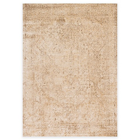 Loloi Rugs Anastasia Patina Rug In Ivory Gold Www