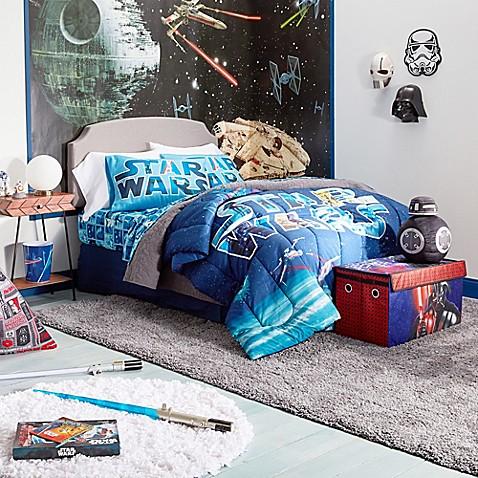 Star Wars Space Battle Reversible Comforter Www