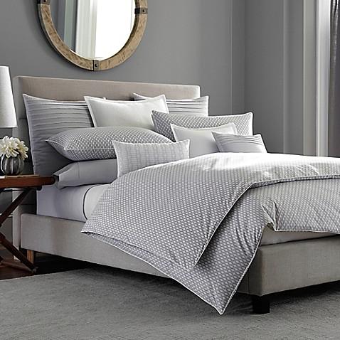 Buy Barbara Barry 174 Ascot Queen Comforter Set In Smoke From