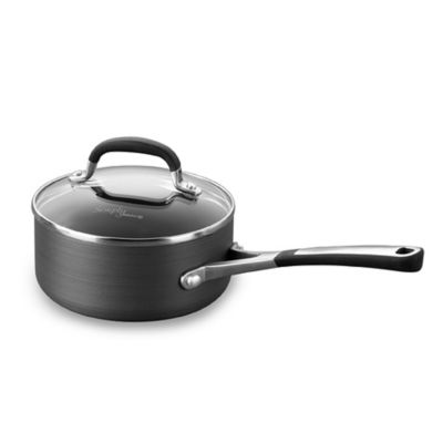 Simply Calphalon® Nonstick 1-Quart Saucepan