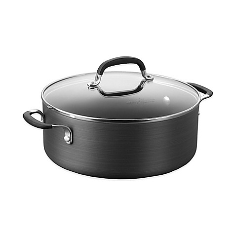 Simply Calphalon® Nonstick 5-Quart Chili Pot
