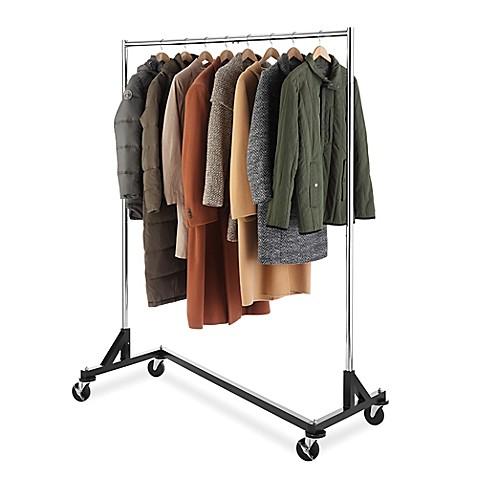 Buy Whitmor Commercial Grade Garment Z Rack From Bed Bath