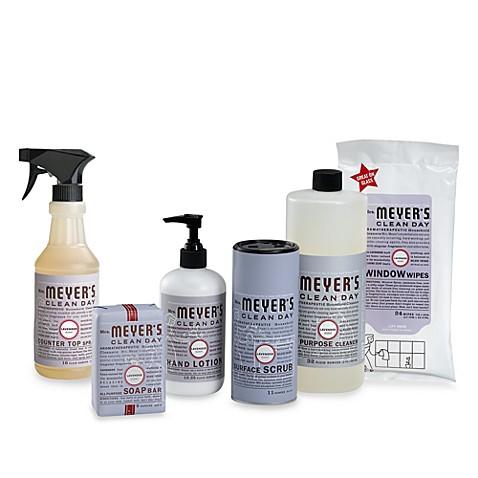 Mrs. Meyer's® Clean Day Aromatherapeutic Lavender Cleaning Products