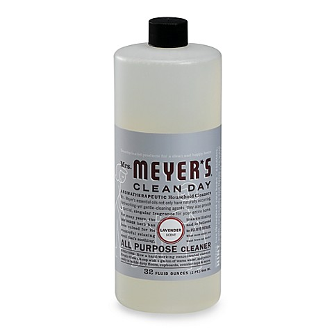 Mrs Meyer S 174 Clean Day Aromatherapeutic Lavender 32 Oz