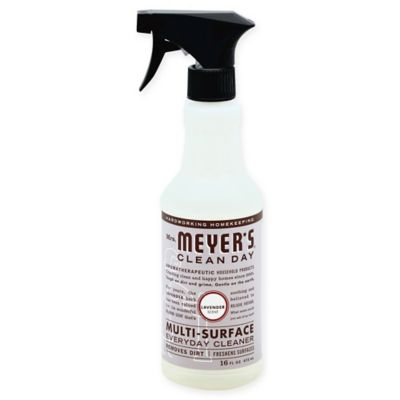 Mrs. Meyer's® Clean Day Aromatherapeutic Lavender 16-Ounce Countertop Spray