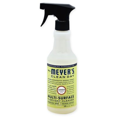 Mrs. Meyer's® Clean Day 16 oz. Aromatherapeutic Multi-Surface Spray in Lemon Verbena