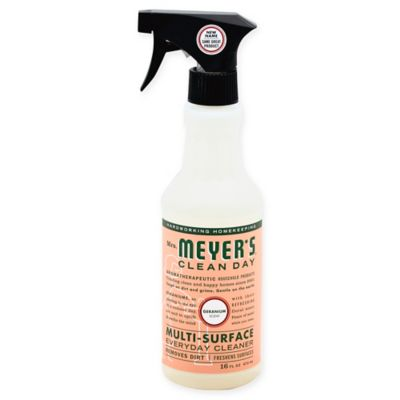 Mrs. Meyer's® Clean Day Aromatherapeutic Geranium 16-Ounce Countertop Spray