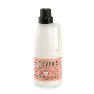 Mrs. Meyer's® Clean Day Aromatherapeutic Geranium 32-Ounce Fabric Softener
