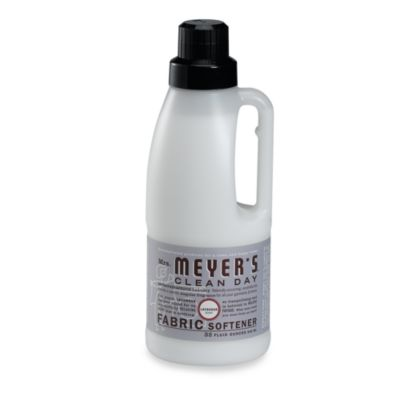 Mrs. Meyer's® Clean Day Aromatherapeutic Lavender 32-Ounce Fabric Softener