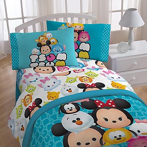Tsum Tsum Stacks Sheet Set Www Bedbathandbeyond Com