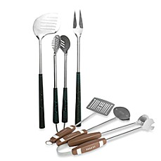 Sports-Themed 3-Piece Barbecue Tool Set