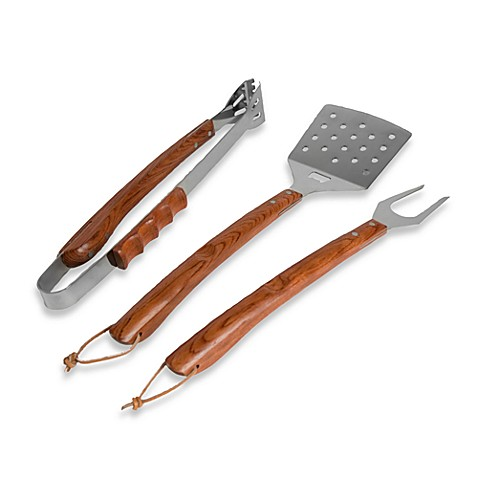 Vineyard Rosewood 3-Piece Tool Set