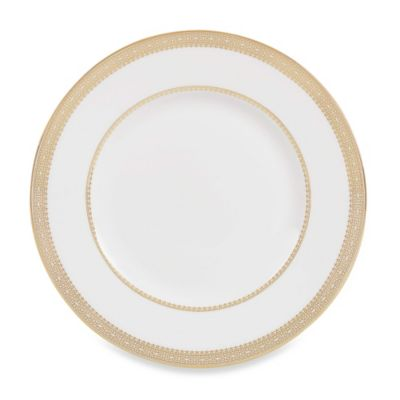 Vera Wang Wedgwood® Lace Gold 9-Inch Accent Plate