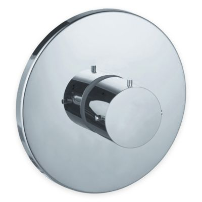 Axor Starck Thermostatic Trim in Chrome