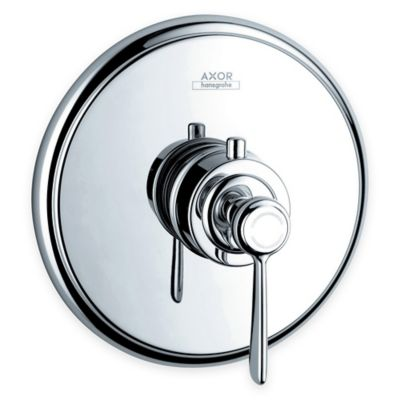 Axor Montreux Thermostatic Trim with Lever Handle in Chrome