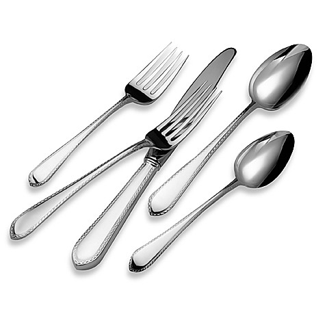 Lunt Silversmiths Homes Sterling Silver 5-Piece Place Setting