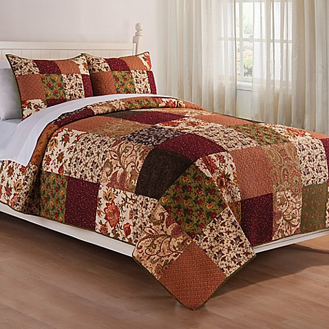 Buy Rustic Lodge Reversible King Quilt Set From Bed Bath
