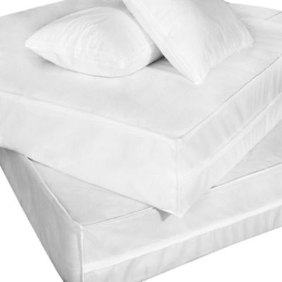 Everfresh Bug Waterproof Twin Bed Protector Set