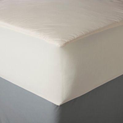 AllerEase® Naturals Organic Cotton King Mattress Pad