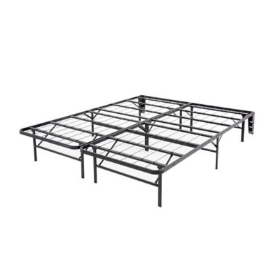 Fashion Bed Group Atlas Full Bed Frame in Black