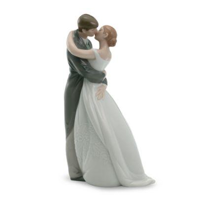 Nao® A Kiss Forever Porcelain Figurine