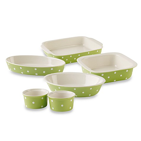 Spode® Baking Days Oven to Tableware - Green