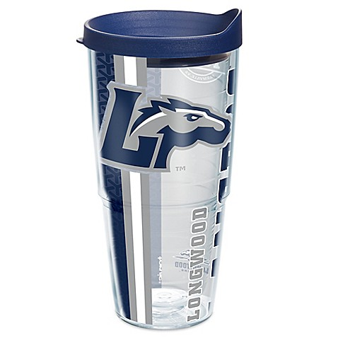 tervis longwood university lancers 24 oz pride wrap with lid from bed bath beyond