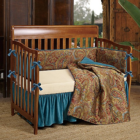 HiEnd Accents San Angelo Crib Bedding Collection   Www .