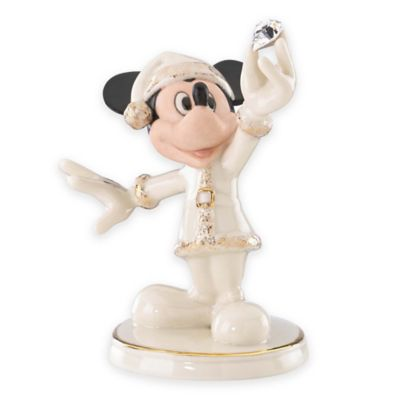 Lenox® Disney Mickey Claus Figurine