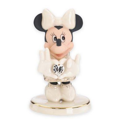 Lenox® Disney Minnie Claus Figurine