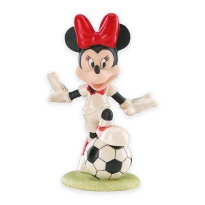 Lenox® Disney Minnie Soccer Star Figurine