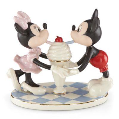 Lenox® Disney Porcelain Soda Shoppe Sweetheart Figurine