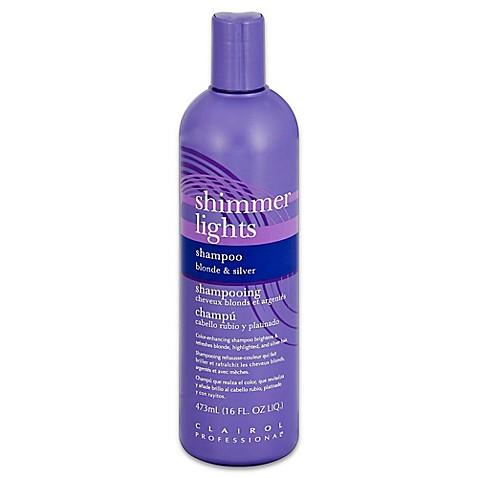 Clairol Professional® 16 oz. Shimmer Lights Shampoo